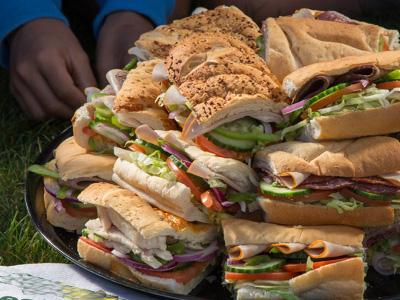 Sub Sandwich Franchise Canberra CBD