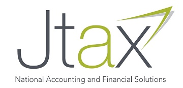 JTAX National Accounting Solutions Logo