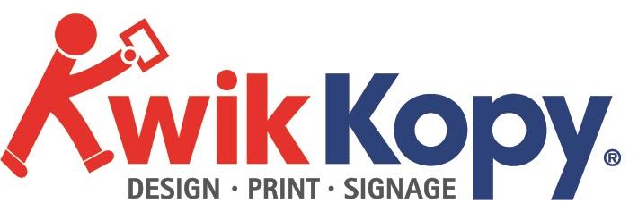 Kwik Kopy Printing Logo