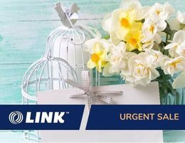 Easy to Operate Giftshop, Plant Nursery & Florist