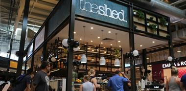 The Shed Cafe Franchise, Norwest Business Park