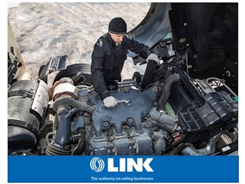 Truck & Heavy Diesel Workshop Business For Sale