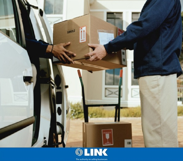 Courier Biz Growing with Online Sales - UNDER CONTRACT