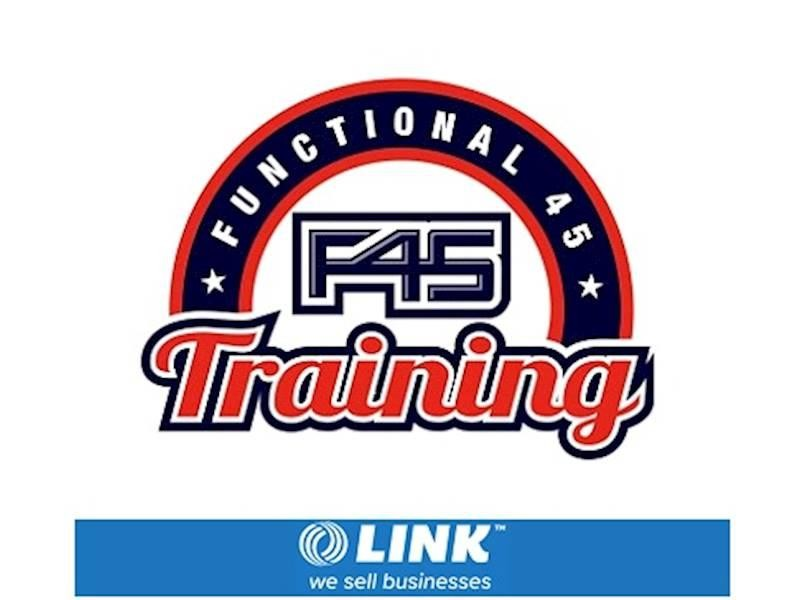 Excellent F45 Studio Under Management