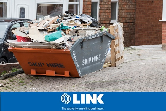 SKIP BIN BUSINESS IN GREATER SYDNEY REGION