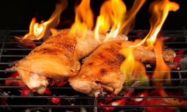 Profitable Charcoal Chicken shop