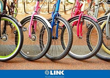 Independent Bicycle Store (Retail Sales & Repairs)