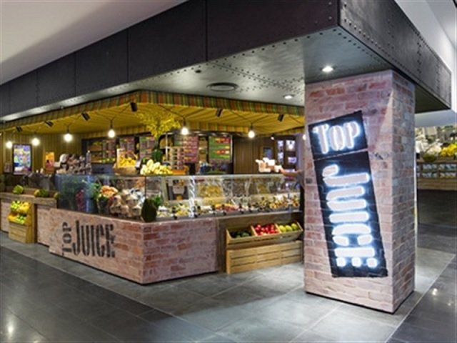 Top Juice Franchise Bondi Westfield