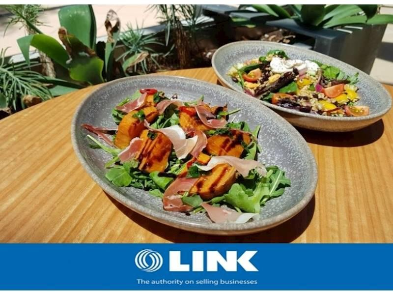 Superb Cafe Brisbane CBD...Growing Profits