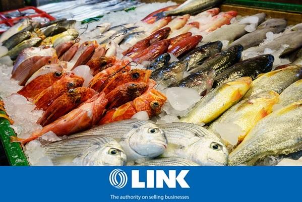 High Turnover Fresh Fish & Seafood Business