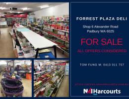 Forrest Plaza Deli - Convenience Store