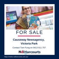 Busy Newsagency & Lotto now available