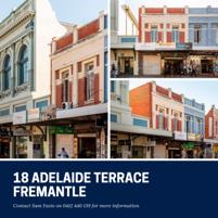 Central Freo Space Available Now