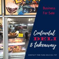 Deli / Takeaway / Convenience Store