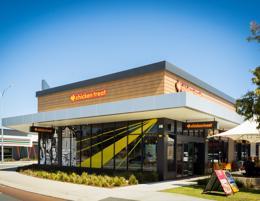 Chicken Treat for Mandurah Greenfields Shopping Centre