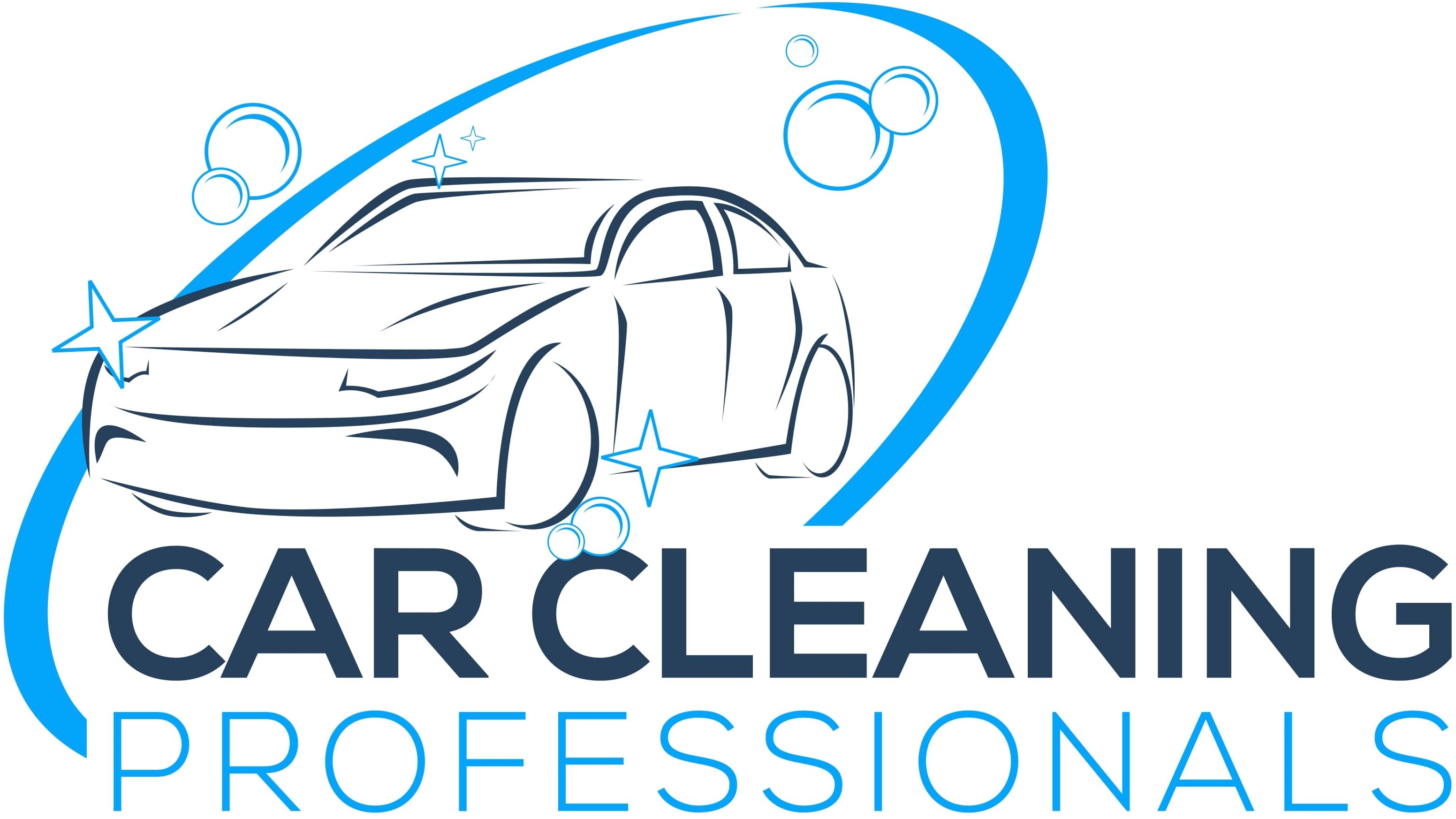 Car Cleaning Pros Logo