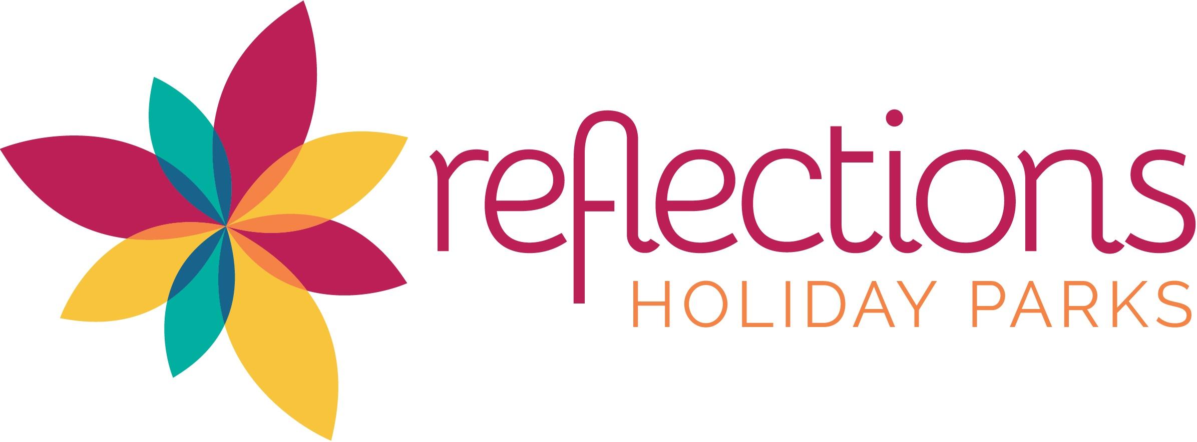 Reflections Holiday Parks Logo