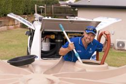 Mobile Water Tank Cleaning and Filtration Franchise - Step right in and earn