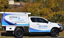 This mobile business is excelling during Covid-19! As easy as cleaning a pool!