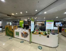 Exisiting Boost Juice store for sale- Myer Centre Adelaide, SA