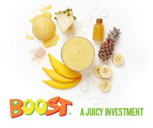 Boost Juice Mobeel Opportunity!