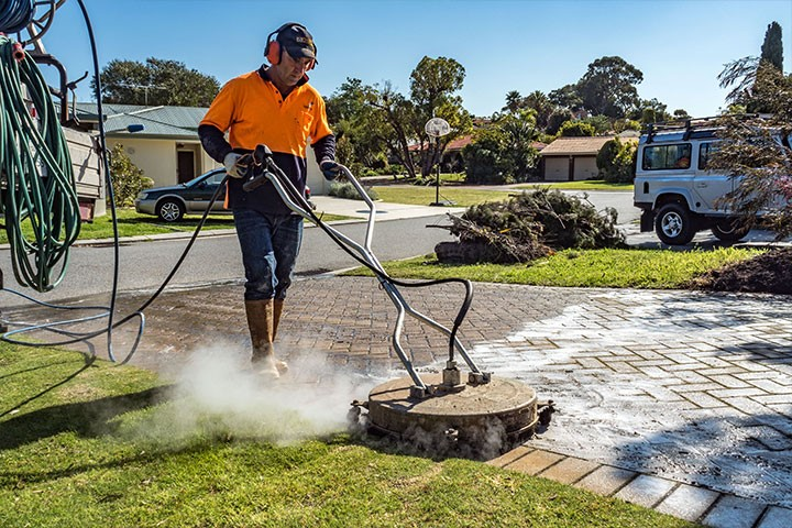 Graffiti removal & Pressure cleaning | Work for yourself in your neighbourhood