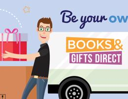 Books & Gifts Direct - Franchise (Western Sydney and surrounds) | NEGOTIABLE