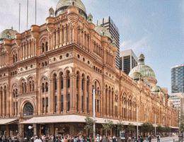 QVB, Sydney CBD, NSW - Share the love with a Sharetea franchise!