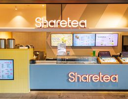 Schofields Village, NSW- Be your own boss with a Sharetea franchise!