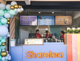 Hill's Area (Multiple locations) NSW - Franchise leader in bubble tea