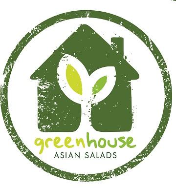 Greenhouse Asian Salads Logo