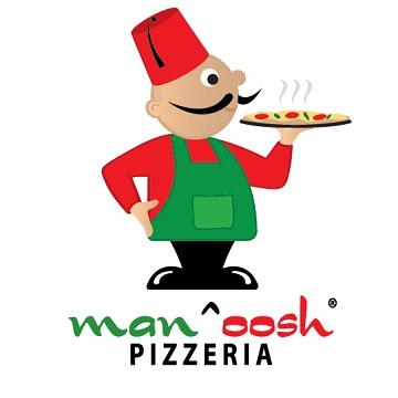 Manoosh Pizzeria Logo
