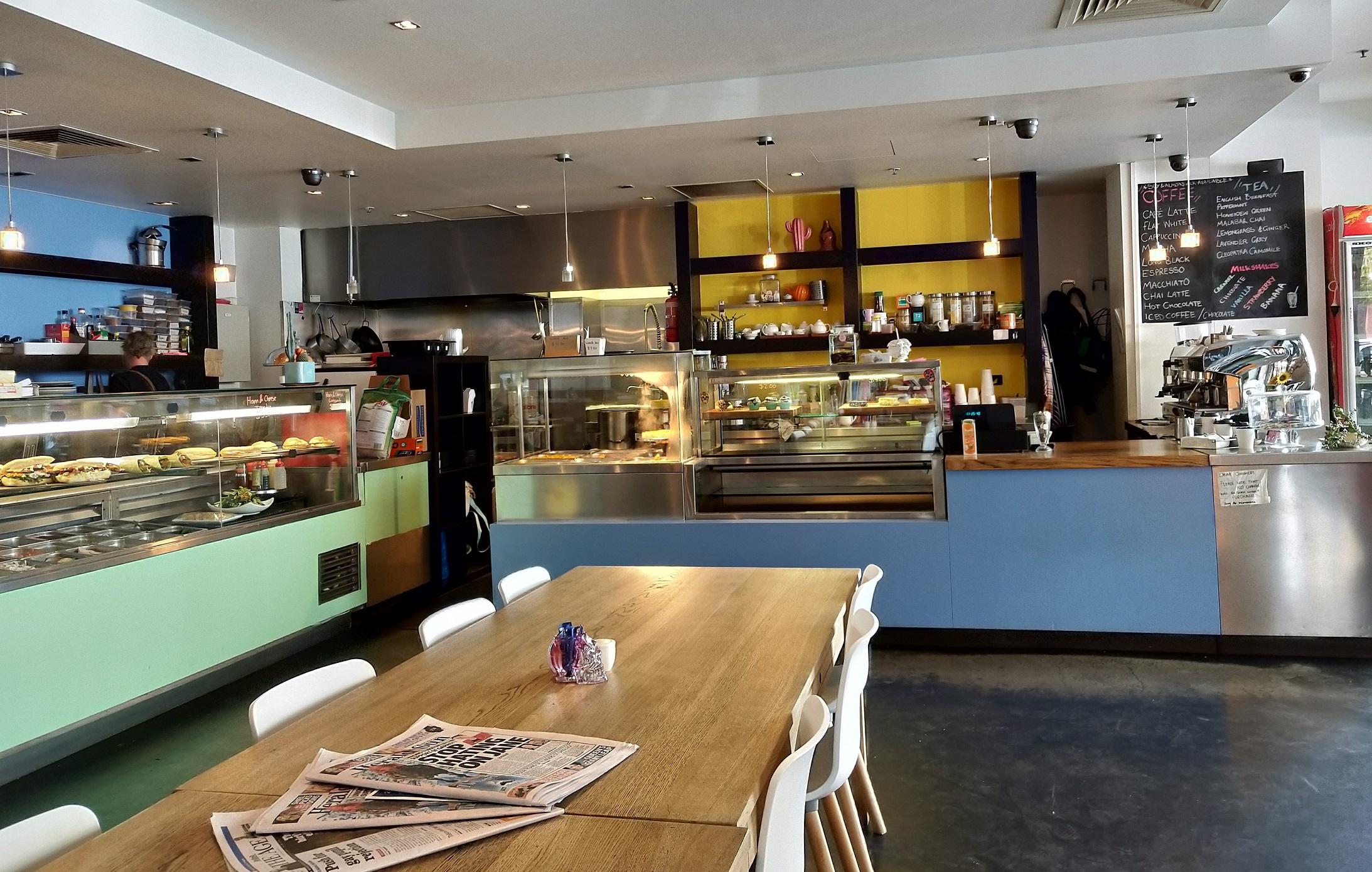 CAFE - COLLINGWOOD