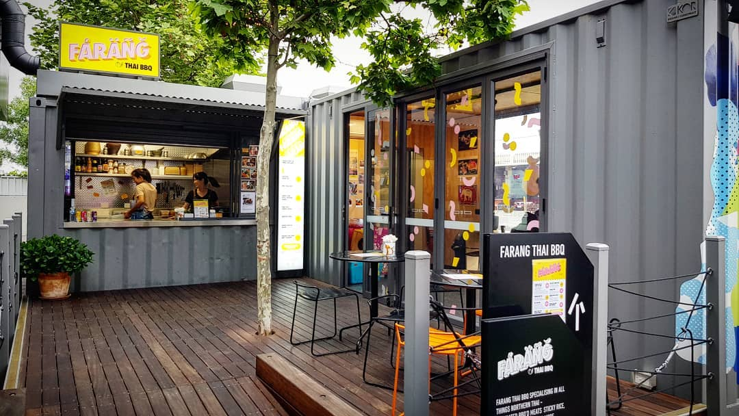 STREET FOOD CAFE - HIGHPOINT SHOPPING CENTRE