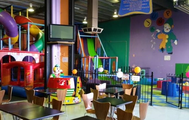 PLAY CENTRE & CAFE – TULLAMARINE - MUST BE SOLD