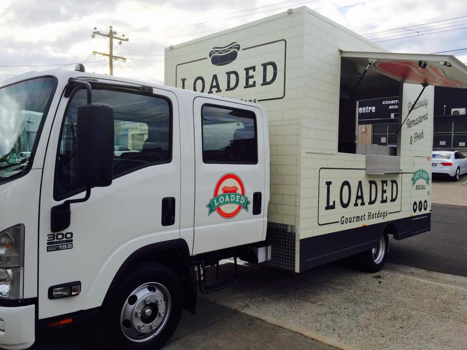 FOOD TRUCK BUSINESS - LOADED GOURMET GROUP: