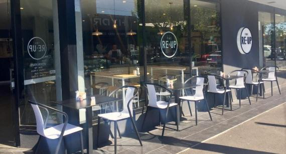 THE RE-UP CAFE - MOONEE PONDS For Sale