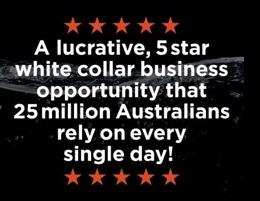 Lucrative 5-Star White Collar Franchise Opportunity