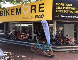 Be part of the future: Scooters & electric bikes- Scootamore & Bikemore Subiaco