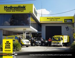 Hydraulink Welshpool to Perth Airport Hose & Fittings Centre Franchise
