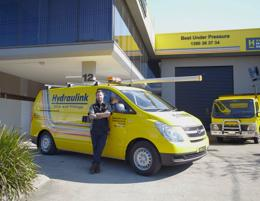 Hydraulink Rutherford Mobile Hose & Fittings Service Technician Franchise