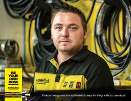 Hydraulink Greater Melbourne, Mobile Sales Service Technician