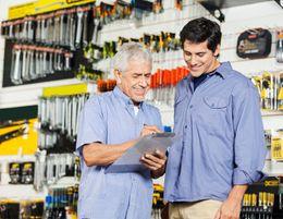 22007 Profitable Hardware, Trade/Hire Business – Impressive Turnover