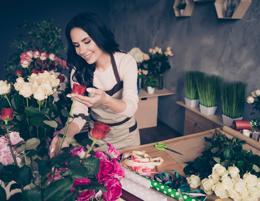 20163 Successful Florist In Prime Shopping Centre Location
