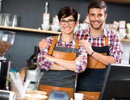 21072 Cafe & Takeaway Business - Popular Industrial Estate