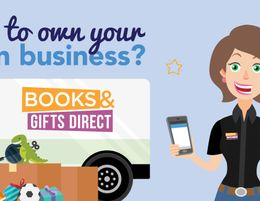 20269 North Sydney/ Chatswood Books & Gifts Direct Mobile Retail Franchise Oppor