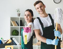 21007 Profitable Commercial and Residential Cleaning Company