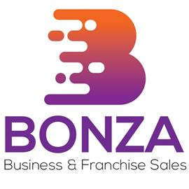 Bonza Business & Franchise  Sales Logo