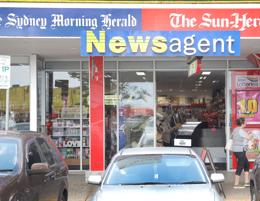 2 x Locations- Award winning Newsagency business in Sydney's western suburbs