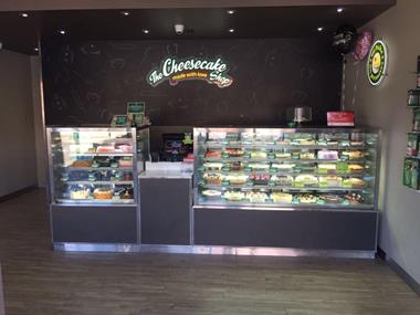 The Cheesecake Shop Bakery Franchise Campbelltown